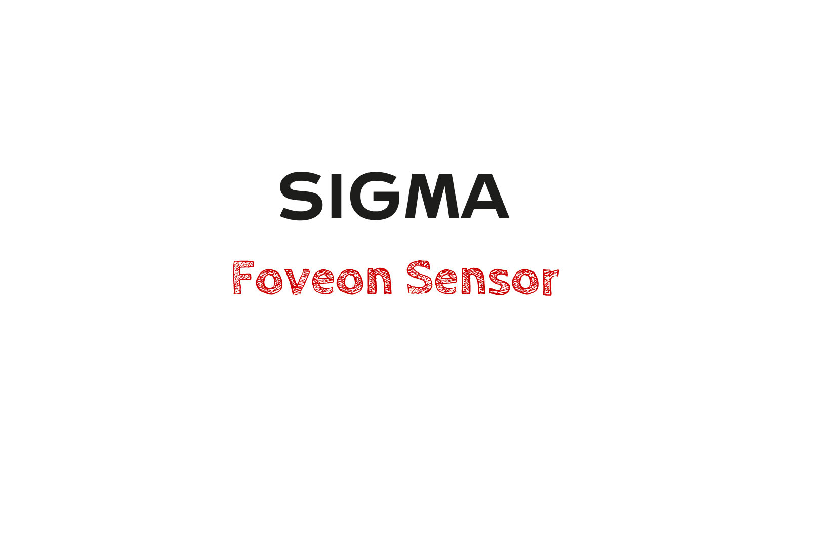 Sigma fullframe with Foveon sensor