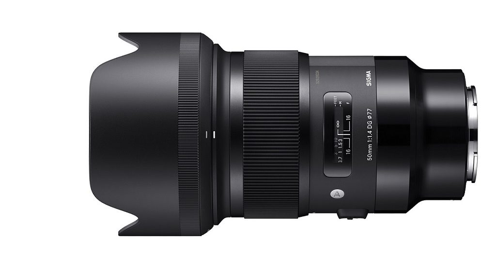 Sigma 50/1.4 Art for L-Mount coming soon...